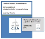 CILA eLearning Course + First Exam Entry for Introduction to the Insurance Industry (Certificate Level - CH1)