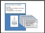 Edexcel BTEC Level 3 Diploma in Insurance Handling: CILA eLearning Material + First Exam Entry (x5 vouchers)