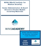 WINS Senior Administrators & Board Directors Elective Module eLearning Materials + Exam.