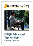 Certified Tester Advanced Level Test Analyst 2012 - Full Course